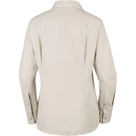 Columbia Silver Ridge 2.0 T-shirt à manches longues Femme, fossil